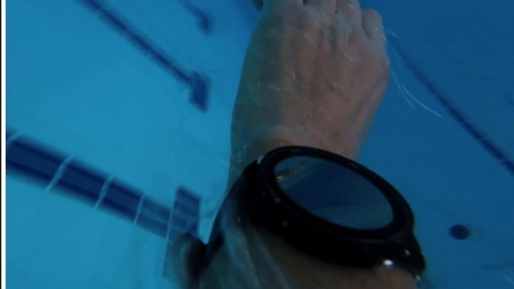 под водой и защита от воды 5 АТМ Xiaomi Mi Watch Global Глобальная версия 2021