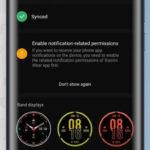 настройка приложения Xiaomi Mi Watch Global Глобальная версия 2021