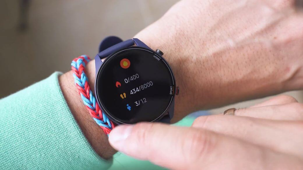 активности и виджеты Xiaomi Mi Watch Global Глобальная версия 2021