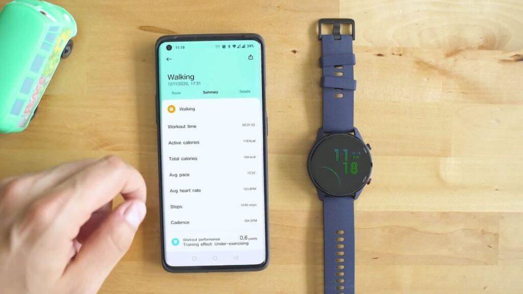 функции приложения Xiaomi Mi Watch Global Глобальная версия 2021