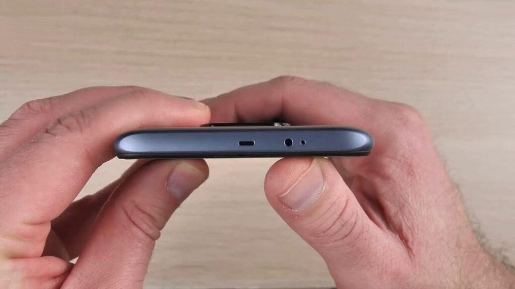 Xiaomi Redmi Note 9T 5G двойной динамик