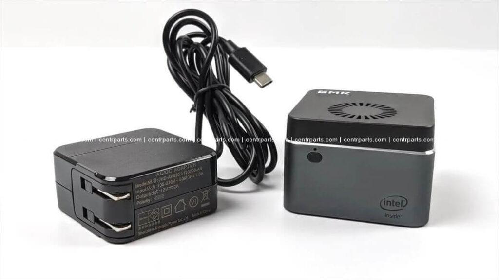 GMK NucBox Обзор: Самый Маленький Мини ПК 4К