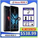 Asus ROG 3 5G со скидкой 30%