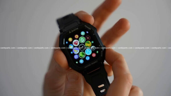 KOSPET Rock Обзор: Защищенные умные часы за $30