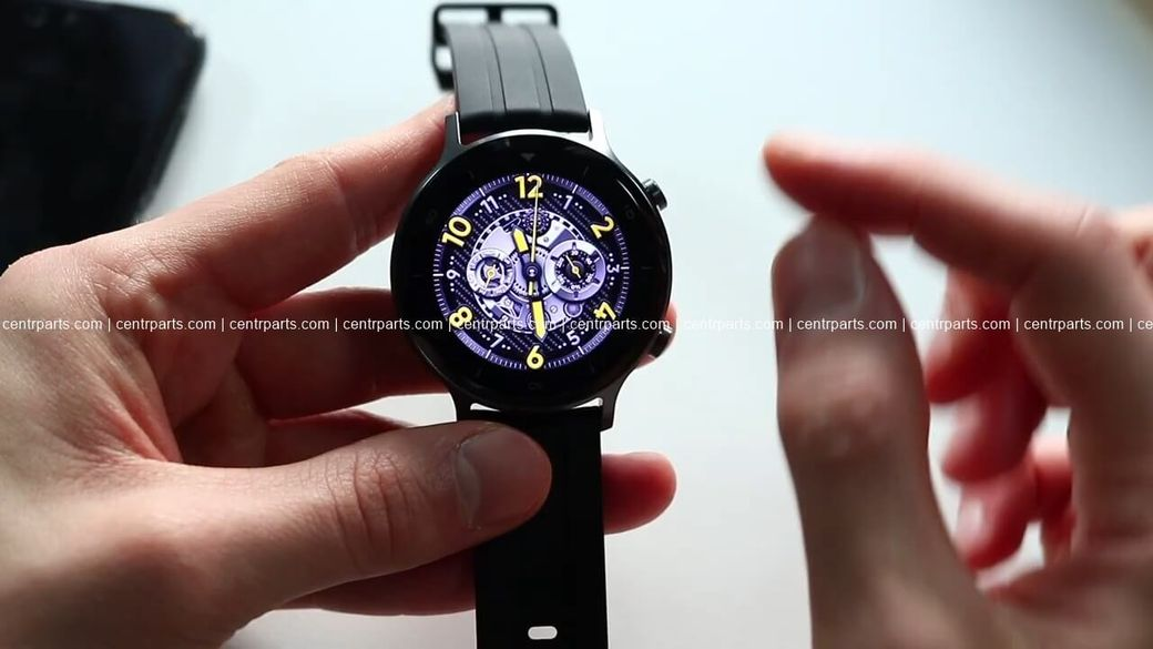 Realme Watch S Pro Обзор: Главные отличия между Xiaomi Mi Watch?