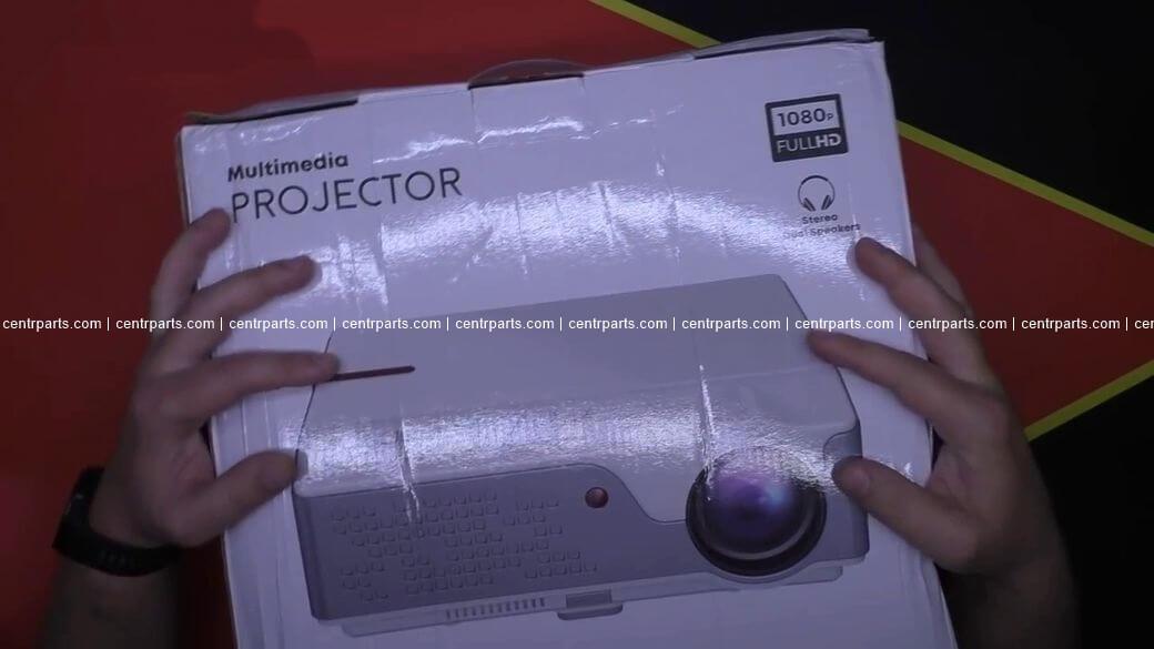 Touyinger RD826 Обзор: Удивительный Full HD LED проектор за $200