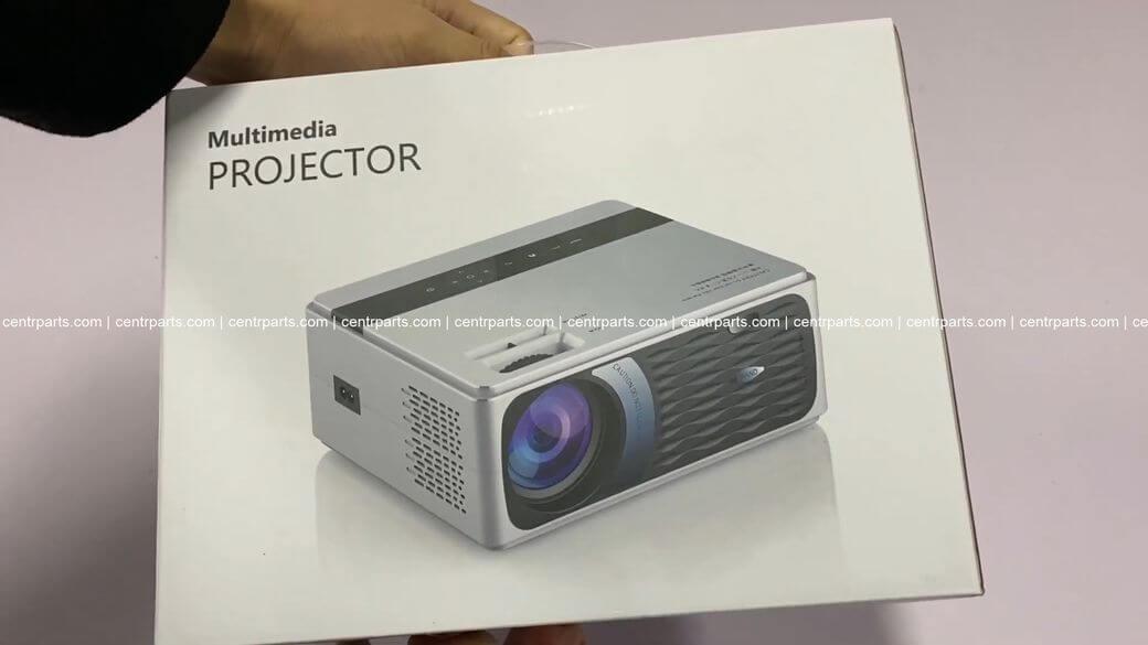 TouYinger X30 Обзор: Недорогой игровой проектор за $100