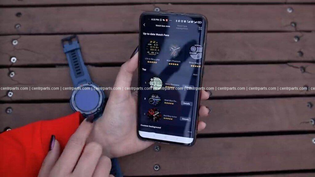 Amazfit T-Rex Pro Обзор: Обновленное поколение защищенных умных часов 2021
