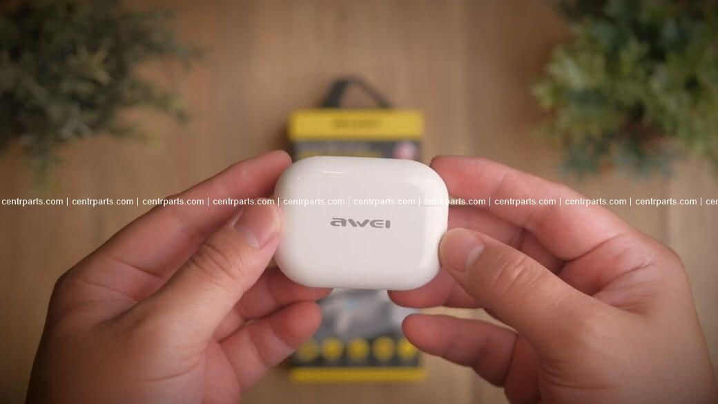 Awei TA1 Обзор: Недорогие TWS наушники с ANC до $40