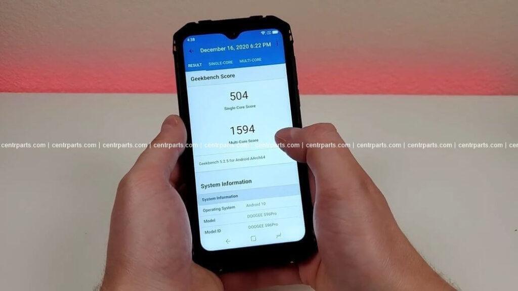 Doogee S96 Pro Обзор: Защищенный смартфон с Helio G90 и NFC