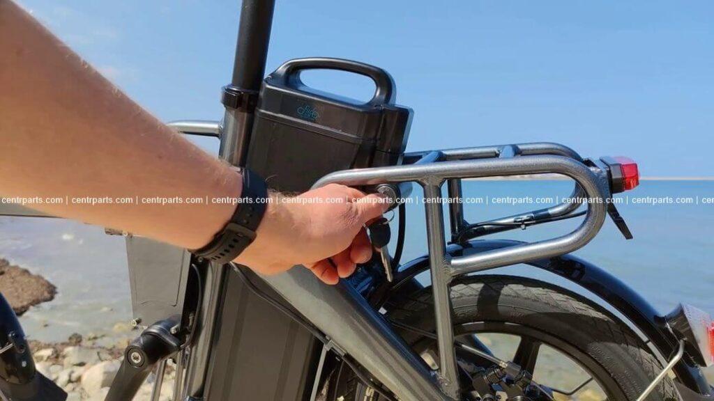 FIIDO L3 Обзор: Ультра компактный электро байк с 350 Вт мощностью