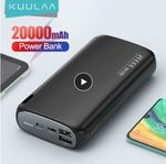 KUULAA Power Bank 20000 мАч со скидкой 45%