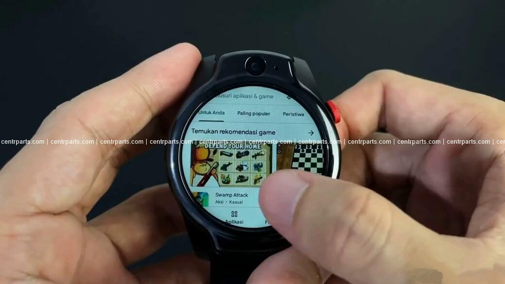 LEMFO LEM14 Обзор: Умные часы с Helio P22 и Android 10