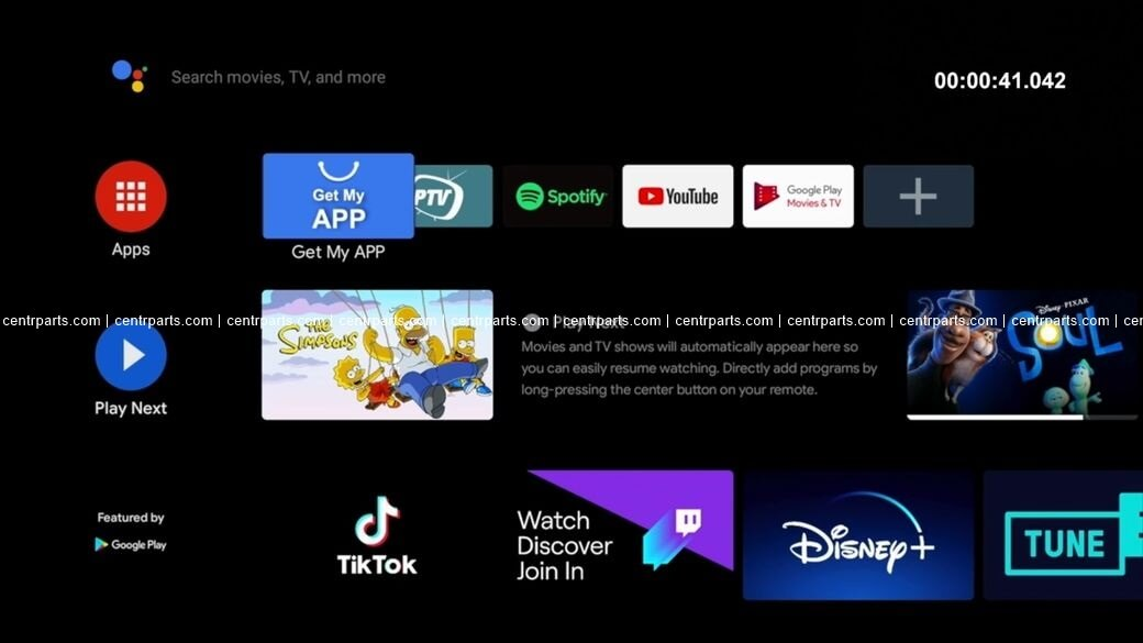 Mecool KD1 TV Stick Обзор: Компактный ТВ стик с Android TV 10