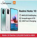 Redmi Note 10 со скидкой 80%