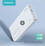 ROMOSS Sense 8+ Power Bank 30000мАч со скидкой 51%