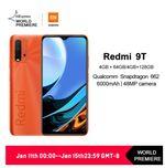 Xiaomi Redmi 9T со скидкой 35%