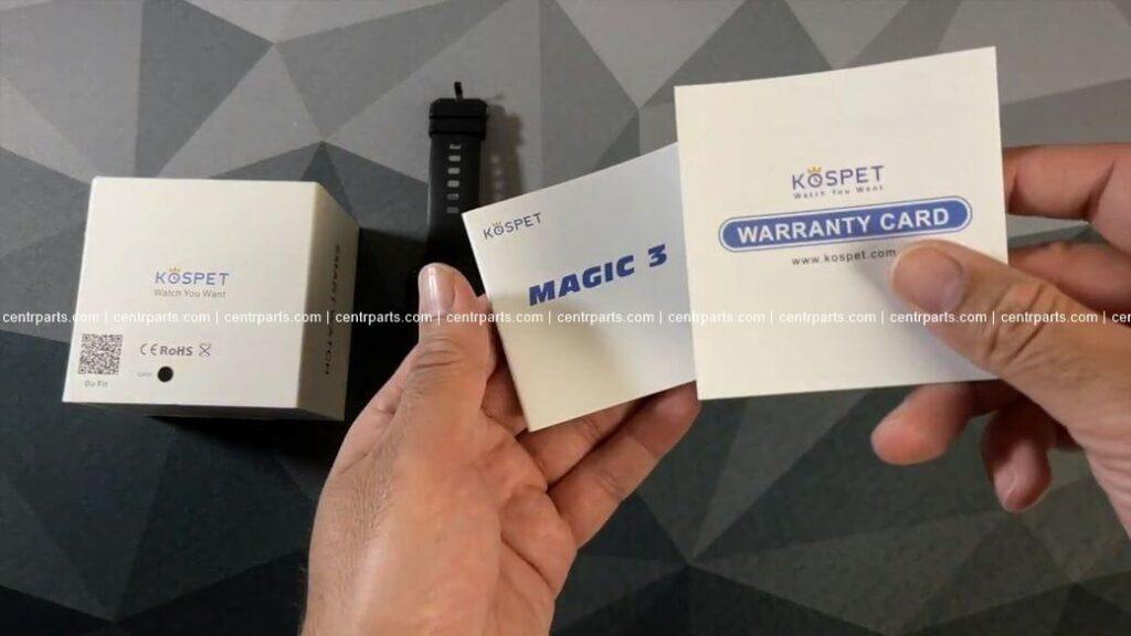 Kospet Magic 3 Обзор: На что способно третье поколение умных часов?