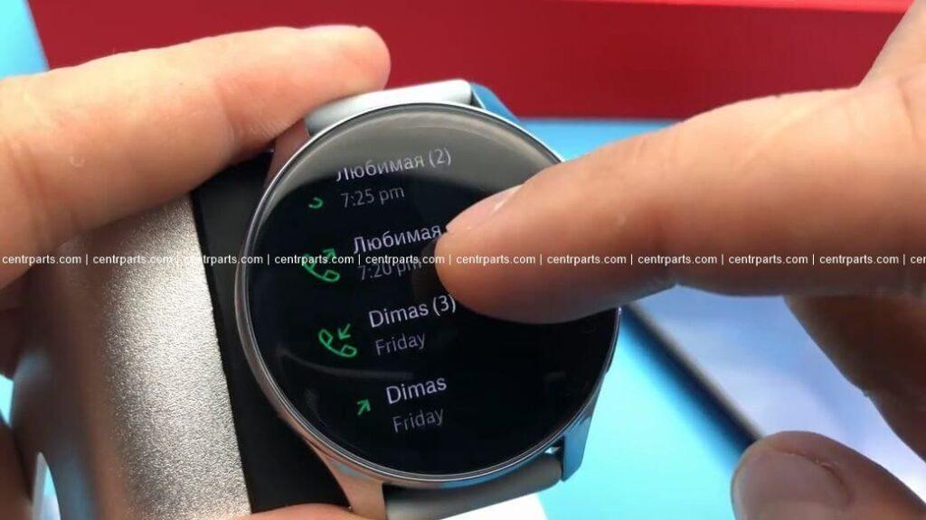 OnePlus Watch Обзор: Умные часы с Bluetooth звонками и 4 Гб памяти
