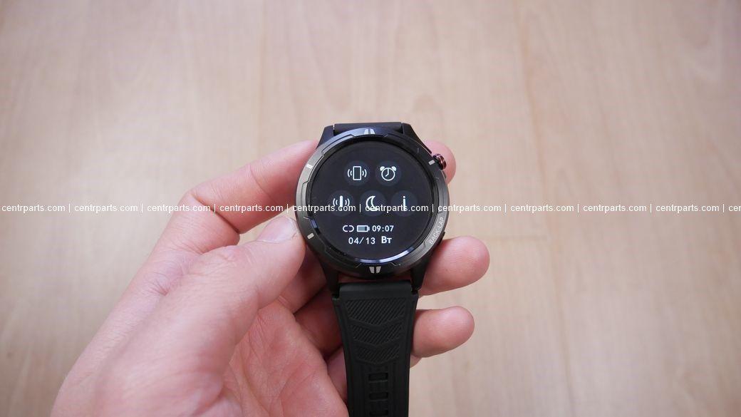 Lokmat Time Comet 3 Обзор: Умные часы с Bluetooth звонками и встроенной памятью