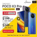 Poco X3 Pro со скидкой 50%