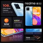 Realme 8 Pro со скидкой 48%