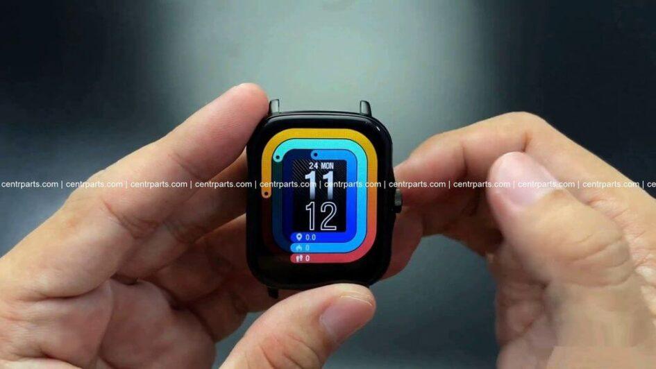 Colmi P8 Plus Обзор: Фитнес часы с активной коронкой