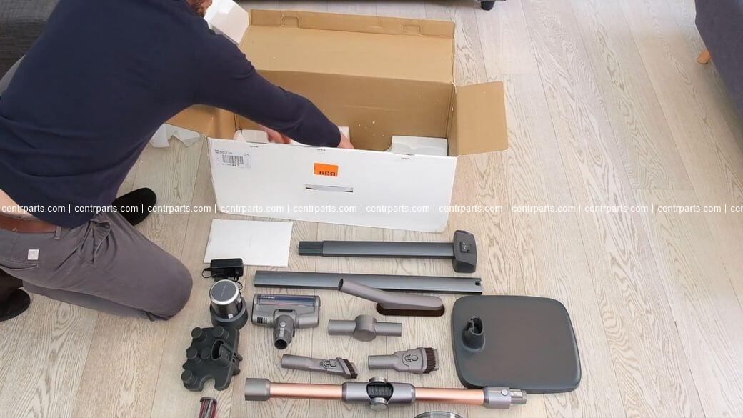 JIMMY H9 Pro Обзор: Флагманский ручной беспроводной пылесос с 200 АВт