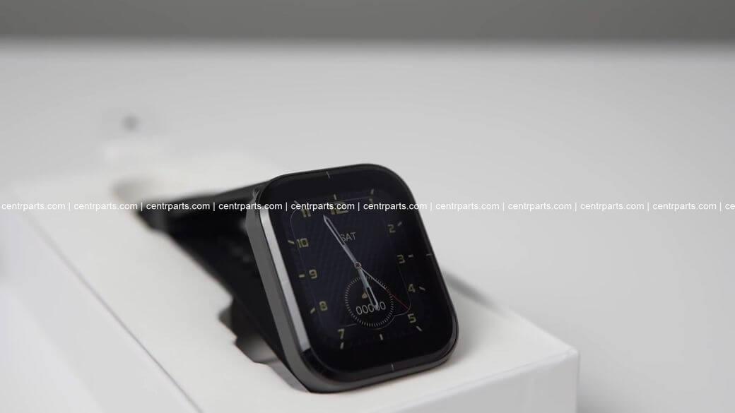 Mibro Color Обзор: Минималистичные часы с квадратным циферблатом