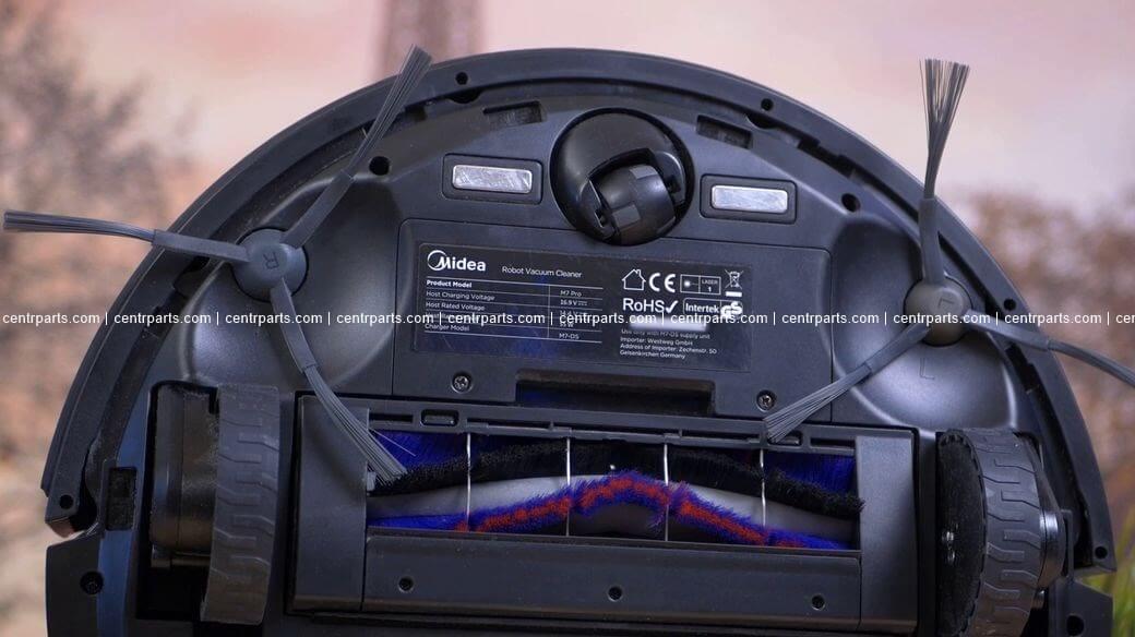 Midea M7 Pro Обзор: Умный робот пылесос с вибро уборкой 2021