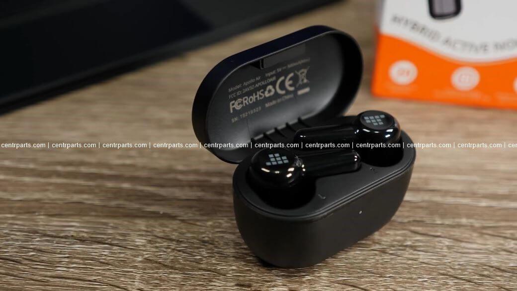 Tronsmart Apollo Air Обзор: Идеальные TWS наушники с Bluetooth 5.2 и ANC