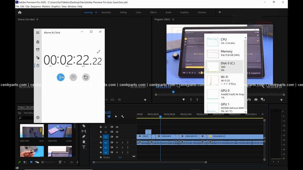 Xiaomi Mi Notebook Pro 2021 Обзор: Intel Core i7-11370H и OLED экран
