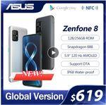 Asus Zenfone 8 со скидкой 35%