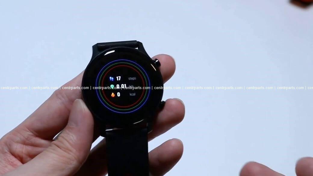 Haylou RS3 LS04 Обзор: Новые часы с AMOLED экраном и GPS