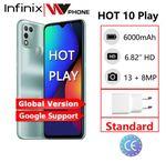 Infinix Hot 10 Play со скидкой 20%