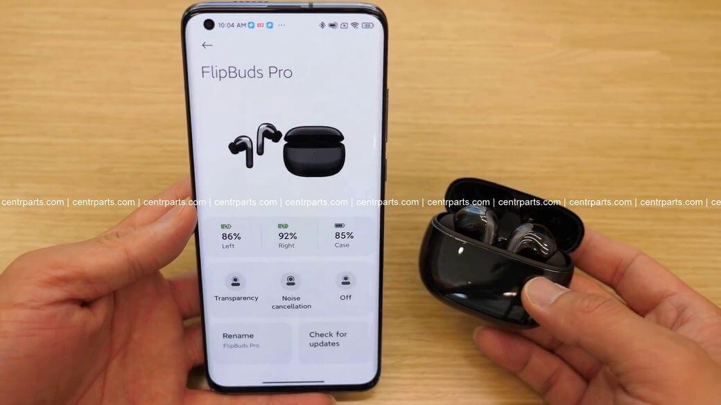 Xiaomi FlipBuds Pro Обзор: Флагманские TWS наушники за $150