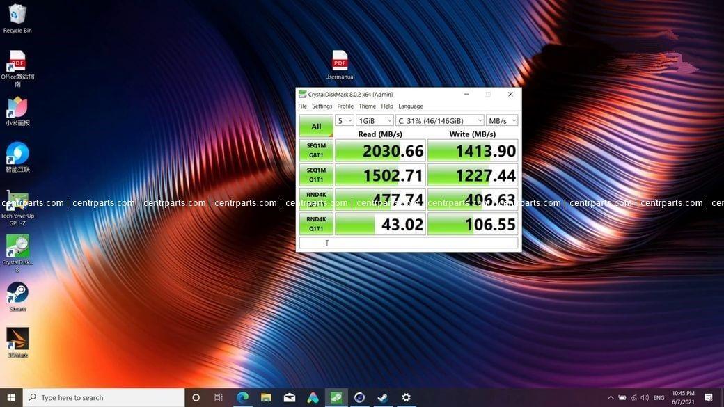 Xiaomi Mi Notebook Pro 14 Обзор: Мощный и компактный ноутбук 2021 года