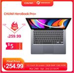 Chuwi HeroBook Pro+ со скидкой 35%