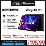 iPlay 40 Pro со скидкой 33%