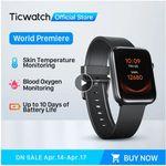Mobvoi Ticwatch GTH со скидкой 40%