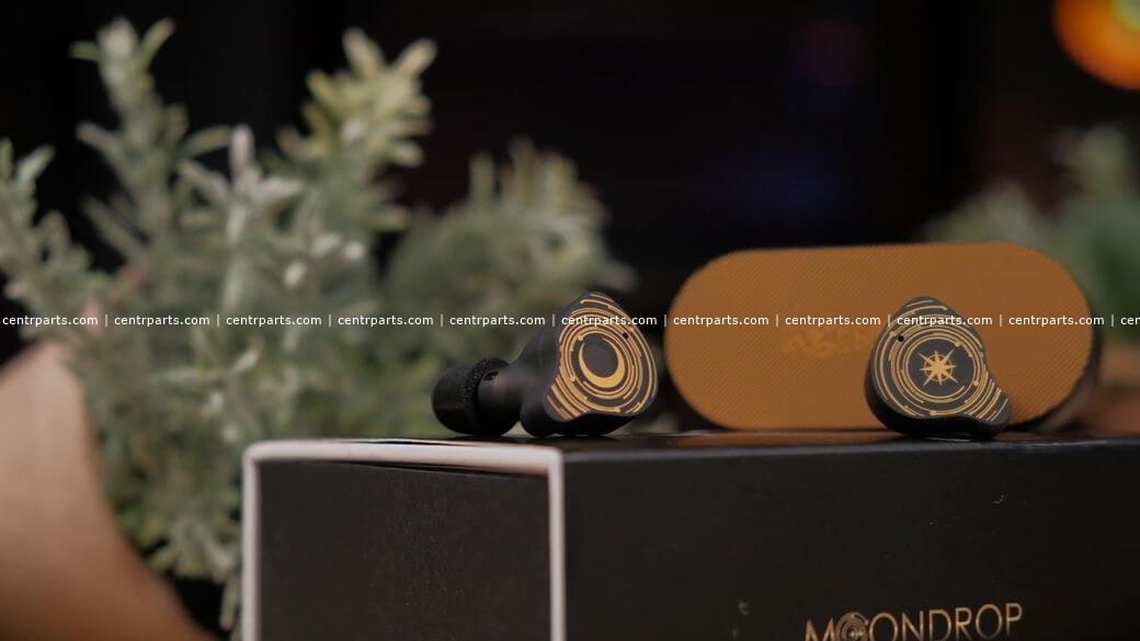 Moondrop Sparks Обзор: Удивительный звук в TWS наушниках