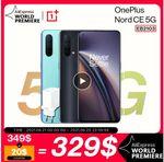 OnePlus Nord CE со скидкой 30%