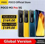 Poco M3 Pro 5G со скидкой 30%