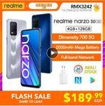 Realme Narzo 30 5G со скидкой 20%