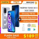 Realme Narzo 30 5G со скидкой 21%