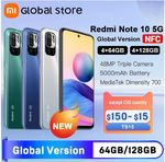 Xiaomi Redmi Note 10 5G со скидкой 20%