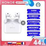 Honor Earbuds 2 Lite со скидкой 25%