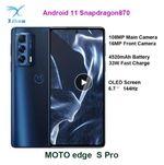 Motorola Edge 20 Pro со скидкой 10%