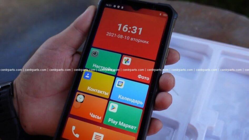 Oukitel WP13 Обзор: Защищенный смартфон с термометром и 5G за $200