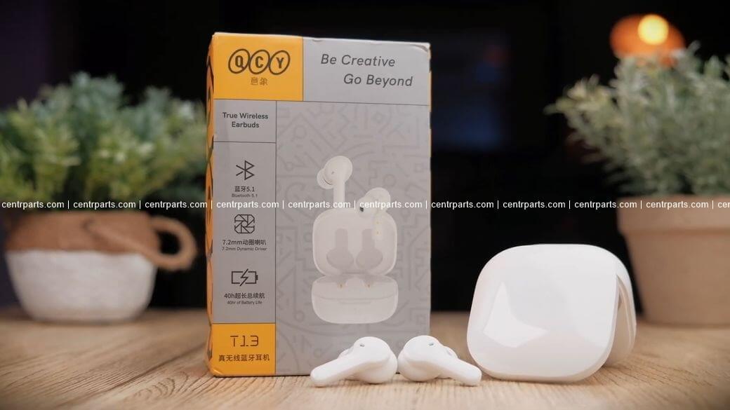 QCY T13 Обзор: Нереальные TWS наушники и всего за $20